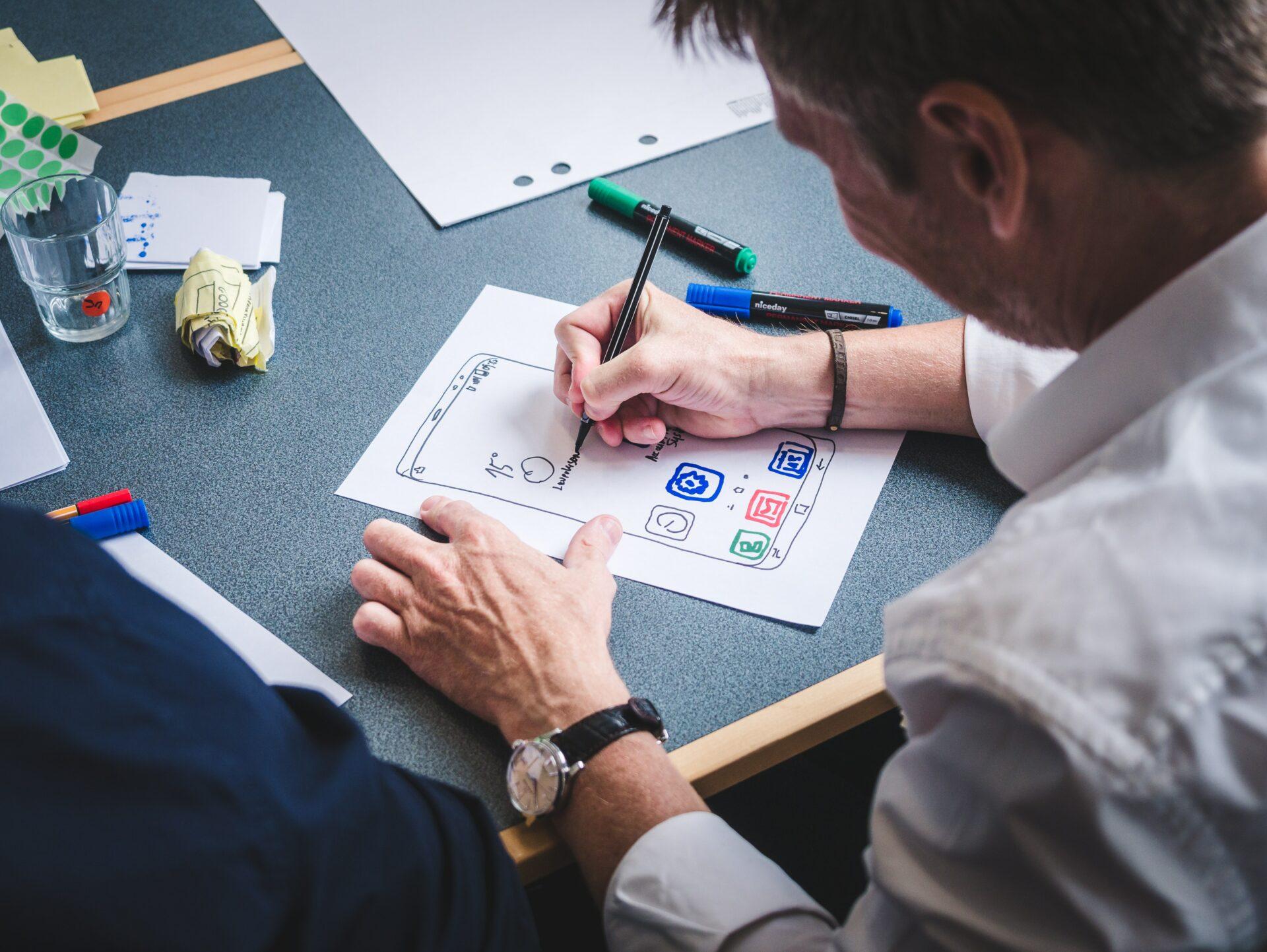 WIN partners programma: Digtālo produktu UX dizains